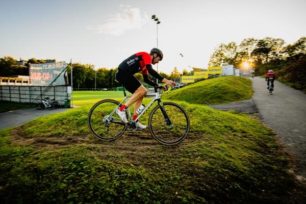 Sykkelkross på Føyka