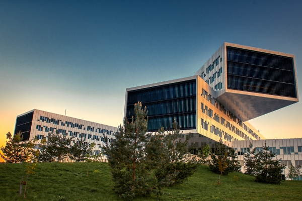 Equinor HQ Fornebu