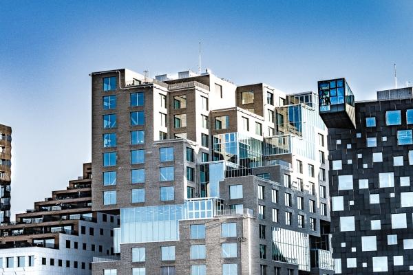 Byggeklosser - Barcode Oslo