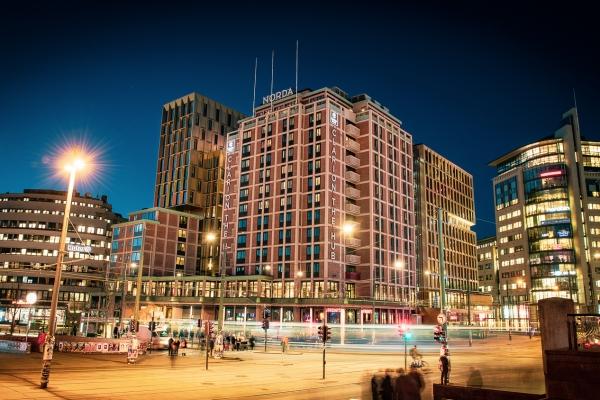 The Hub hotell i Oslo